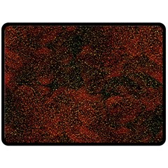 Olive Seamless Abstract Background Fleece Blanket (large)