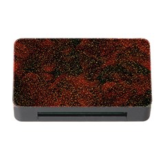 Olive Seamless Abstract Background Memory Card Reader with CF