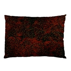 Olive Seamless Abstract Background Pillow Case (Two Sides)