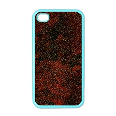 Olive Seamless Abstract Background Apple Iphone 4 Case (color)