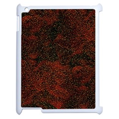 Olive Seamless Abstract Background Apple Ipad 2 Case (white)