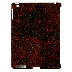 Olive Seamless Abstract Background Apple iPad 3/4 Hardshell Case (Compatible with Smart Cover)