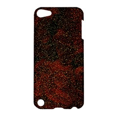 Olive Seamless Abstract Background Apple iPod Touch 5 Hardshell Case