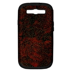 Olive Seamless Abstract Background Samsung Galaxy S Iii Hardshell Case (pc+silicone)