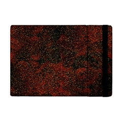 Olive Seamless Abstract Background Apple Ipad Mini Flip Case