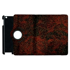 Olive Seamless Abstract Background Apple Ipad 3/4 Flip 360 Case