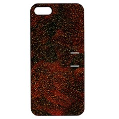 Olive Seamless Abstract Background Apple iPhone 5 Hardshell Case with Stand