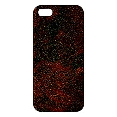 Olive Seamless Abstract Background Apple iPhone 5 Premium Hardshell Case