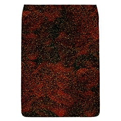 Olive Seamless Abstract Background Flap Covers (l)