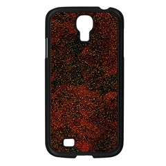 Olive Seamless Abstract Background Samsung Galaxy S4 I9500/ I9505 Case (black)