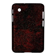 Olive Seamless Abstract Background Samsung Galaxy Tab 2 (7 ) P3100 Hardshell Case