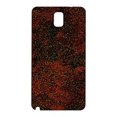Olive Seamless Abstract Background Samsung Galaxy Note 3 N9005 Hardshell Back Case