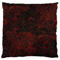 Olive Seamless Abstract Background Large Flano Cushion Case (one Side)