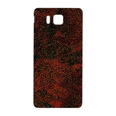 Olive Seamless Abstract Background Samsung Galaxy Alpha Hardshell Back Case