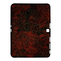 Olive Seamless Abstract Background Samsung Galaxy Tab 4 (10.1 ) Hardshell Case