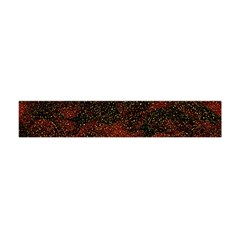 Olive Seamless Abstract Background Flano Scarf (Mini)