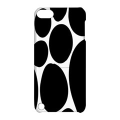Dalmatian Black Spot Stone Apple iPod Touch 5 Hardshell Case with Stand