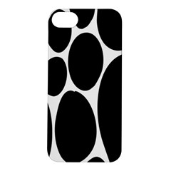 Dalmatian Black Spot Stone Apple iPhone 5S/ SE Hardshell Case