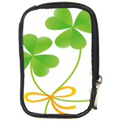 Flower Floralleaf Green Reboon Compact Camera Cases