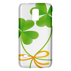 Flower Floralleaf Green Reboon Galaxy S5 Mini