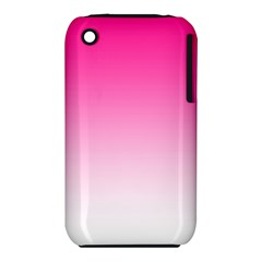Gradients Pink White Iphone 3s/3gs