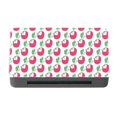 Fruit Pink Green Mangosteen Memory Card Reader with CF