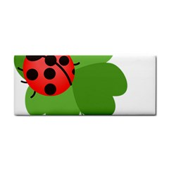 Insect Flower Floral Animals Green Red Cosmetic Storage Cases