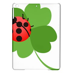 Insect Flower Floral Animals Green Red iPad Air Hardshell Cases