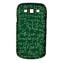 Formula Number Green Board Samsung Galaxy S III Classic Hardshell Case (PC+Silicone)