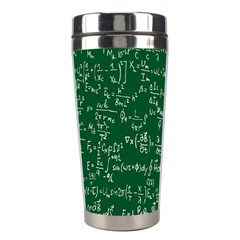 Formula Number Green Board Stainless Steel Travel Tumblers
