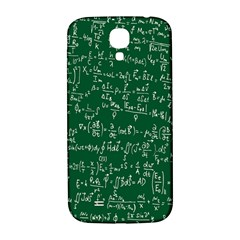 Formula Number Green Board Samsung Galaxy S4 I9500/I9505  Hardshell Back Case