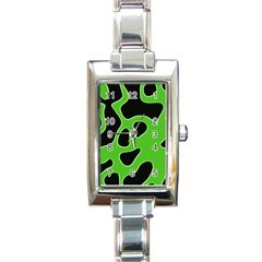 Abstract Shapes A Completely Seamless Tile Able Background Rectangle Italian Charm Watch