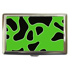 Abstract Shapes A Completely Seamless Tile Able Background Cigarette Money Cases