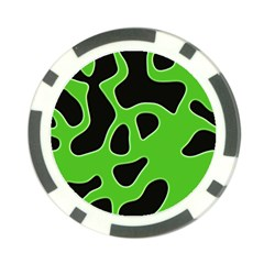 Abstract Shapes A Completely Seamless Tile Able Background Poker Chip Card Guard