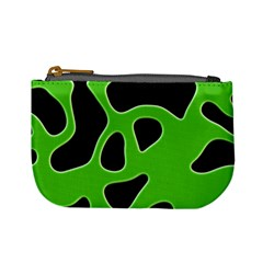 Abstract Shapes A Completely Seamless Tile Able Background Mini Coin Purses