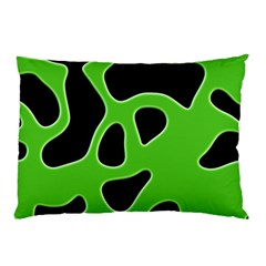 Abstract Shapes A Completely Seamless Tile Able Background Pillow Case (Two Sides)