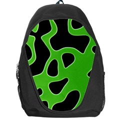Abstract Shapes A Completely Seamless Tile Able Background Backpack Bag