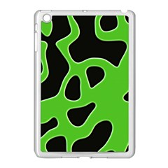 Abstract Shapes A Completely Seamless Tile Able Background Apple Ipad Mini Case (white)