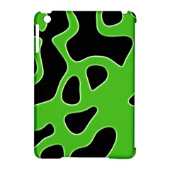 Abstract Shapes A Completely Seamless Tile Able Background Apple Ipad Mini Hardshell Case (compatible With Smart Cover)