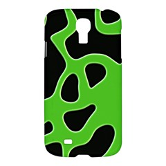 Abstract Shapes A Completely Seamless Tile Able Background Samsung Galaxy S4 I9500/I9505 Hardshell Case