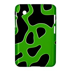 Abstract Shapes A Completely Seamless Tile Able Background Samsung Galaxy Tab 2 (7 ) P3100 Hardshell Case