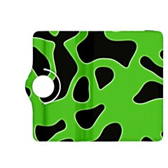 Abstract Shapes A Completely Seamless Tile Able Background Kindle Fire Hdx 8 9  Flip 360 Case
