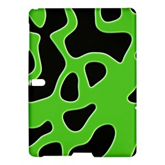 Abstract Shapes A Completely Seamless Tile Able Background Samsung Galaxy Tab S (10.5 ) Hardshell Case