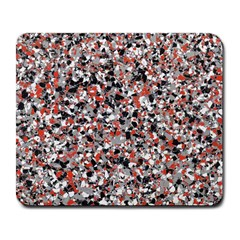 Hurley Mix Electric Electric Red Blend Large Mousepads