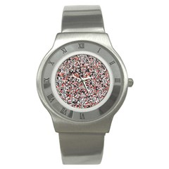 Hurley Mix Electric Electric Red Blend Stainless Steel Watch