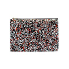Hurley Mix Electric Electric Red Blend Cosmetic Bag (Medium)