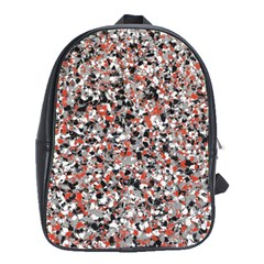 Hurley Mix Electric Electric Red Blend School Bags(Large)