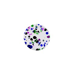 Colorful Random Blobs Background 1  Mini Buttons