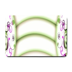 Abstract Background Small Doormat