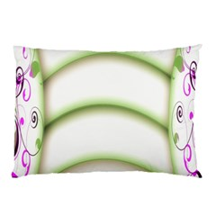 Abstract Background Pillow Case